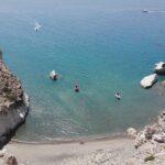 Salty Rides - Kleftiko Tour Gerontas beach