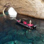 Salty Rides - Kleftiko Tour Sikia cave