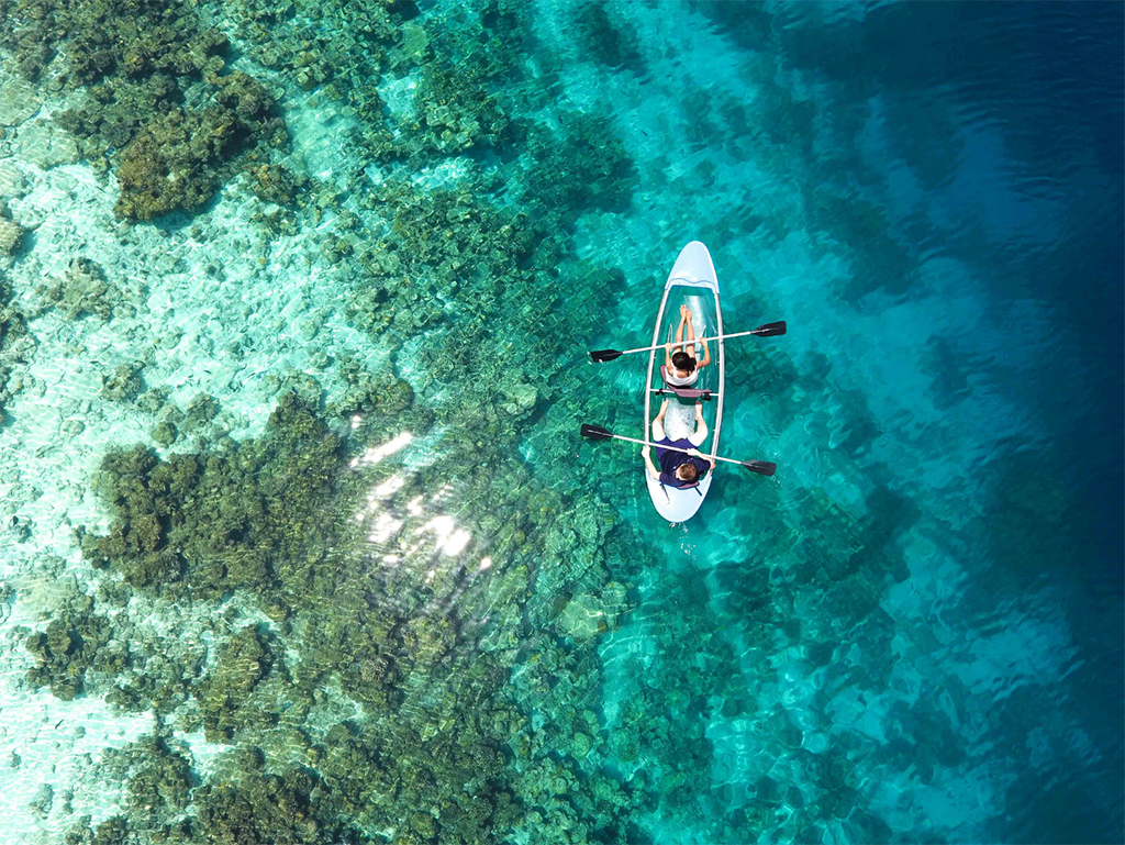 Salty Rides - Kayak to Tsigrado beach