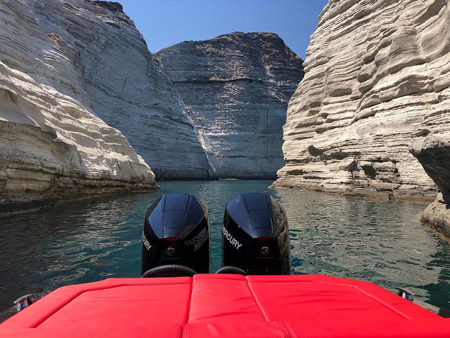 Salty Rides - Destination Kimolos