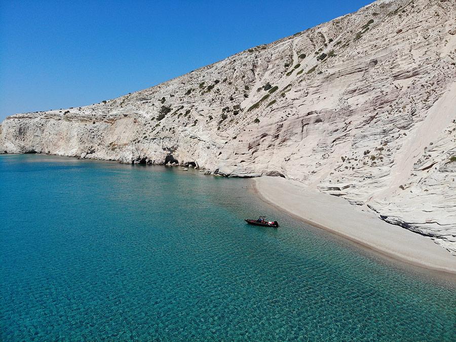 Salty Rides - Milos Gerakas Beach