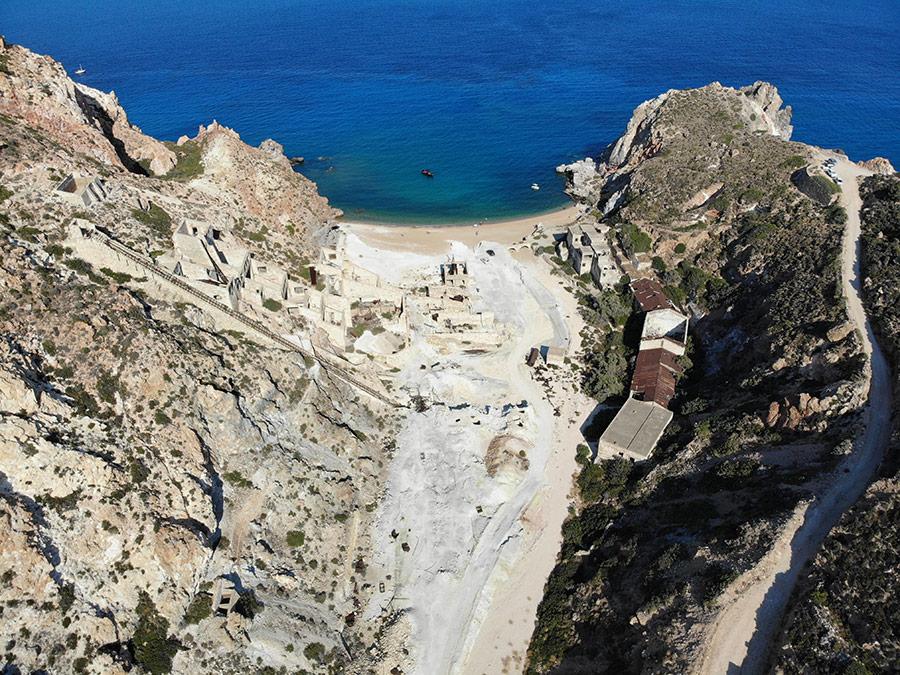 Salty Rides - Milos Thiorichia Beach
