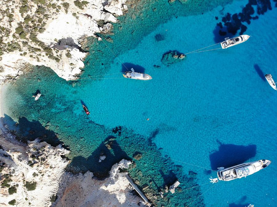 Salty Rides - Poliegos Blue Bay